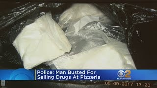 Man Busted For Allegedly Selling Drugs In Long Island Pizzeria