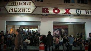 Las historias macabras de la Arena México
