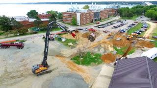 Water Tower Demolition - East Coast Demolition