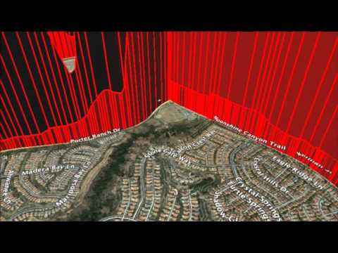 Porter Ranch CA - Natural Gas Leak