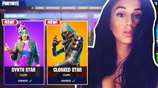 NEW SKINS GIVEAWAY + NEW HIGHSTAKES GAME MODE & GRAPPLING HOOK IN FORTNITE!!!