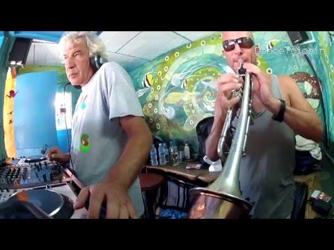 Jon Sa Trinxa & Trumpetman | Sa Trinxa, Ibiza [Sol Sessions #18] | DanceTrippin