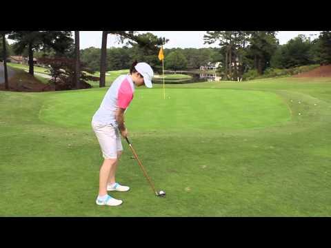 Audrey Stadler Recruitment Golf Swing Video 2014