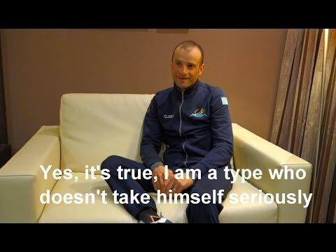 Michele Scarponi. The farewell interview.  L'intervista inedita.