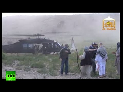 Taliban releases video of US soldier Bowe Bergdahl prisoner