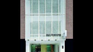 #1624. Лучшие интерьеры - Парикмахерская в Тайчжуне (Тайвань) (300 кв.м)