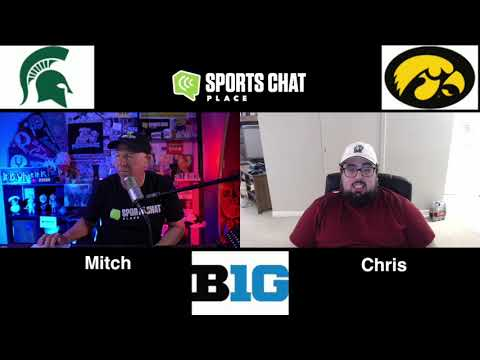 Michigan State at Iowa College Football Picks & Prediction Saturday 11/7/20