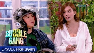 Bubble Gang: Angcashan n'yo ako, Ma'am Sir! Video