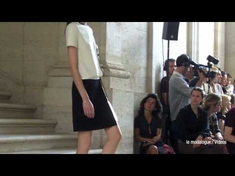 Bouchra Jarrar, Haute- Couture, Autumn Winter 2011