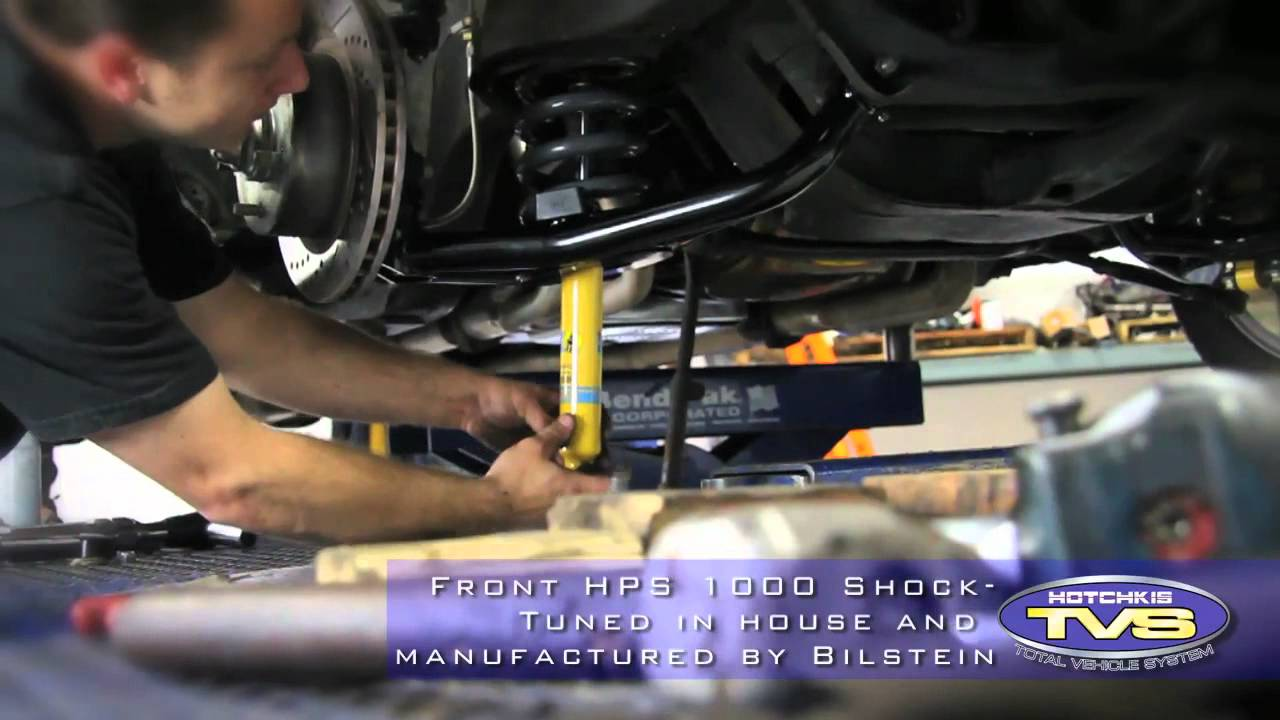 How To Hotchkis 1967 1969 Camaro Tvs Suspension Install