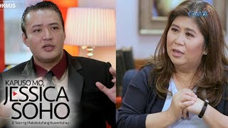 Kapuso Mo, Jessica Soho: One-on-one interview with Mark Anthony Fernandez