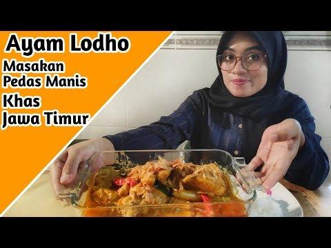 dijamin-keluarga-suka-||-resep-masak-ayam-pedas-:-ayam-lodho---resep-masakan-khas-jawa
