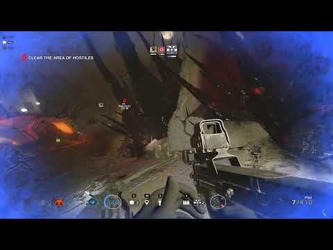 R6 Outbreak Gamemode - Tips & tricks (lol jks)