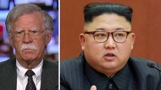 From youtube.com: John Bolton and Kim Jong Un {MID-273521}