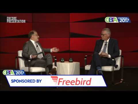 Center Stage: One-on-One with Delta Air Lines CEO, Ed Bastian