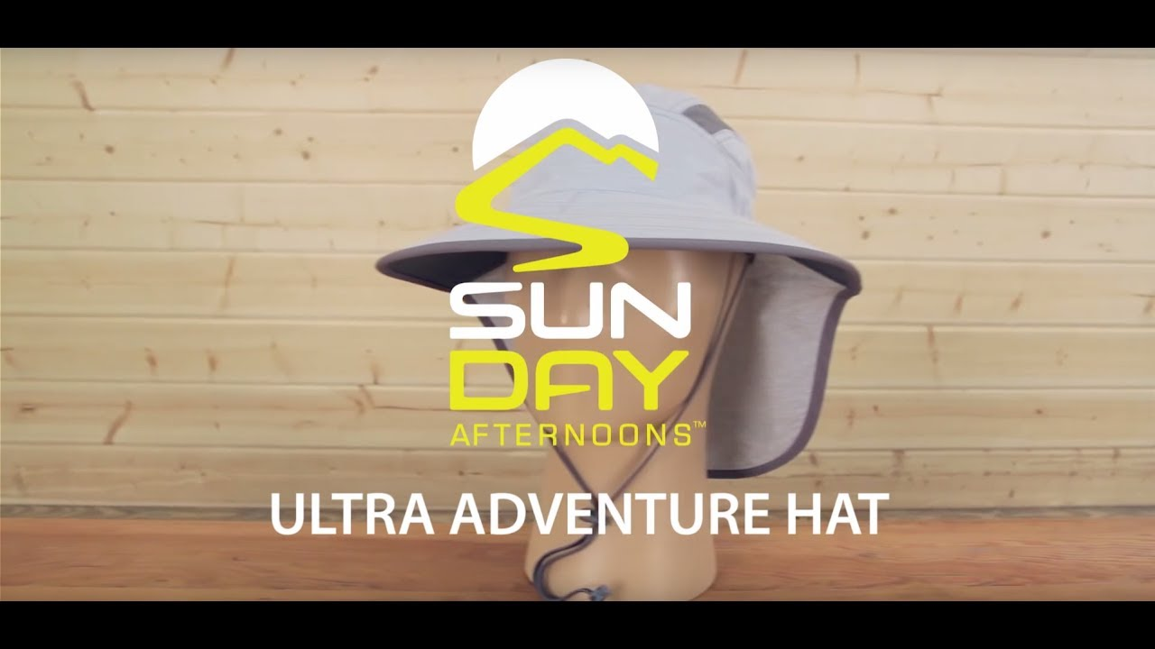 9dd9bc8c2 Sunday Afternoons Ultra-Adventure Hat - Pumice - Large