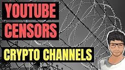 Important: YouTube Crypto Censorship - Community Support Needed - Hindi