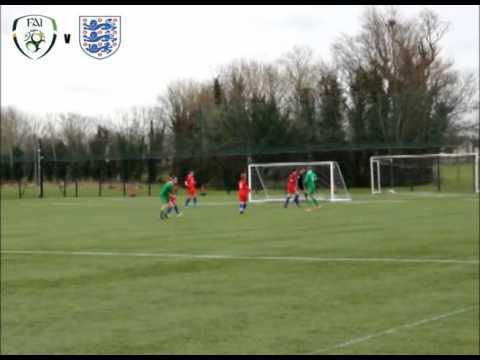 Rep of Ireland v England - Cerebral Palsy Development Academy Tournament