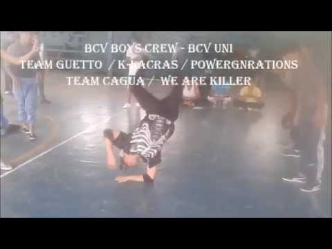 Bboy Sandy Set (Battle Fogueo En LA VILLA 2016) Power Tricks de Venezuela