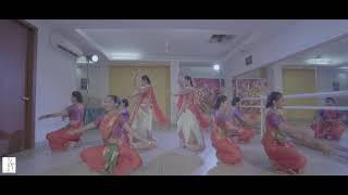 Pinga | Bajirao Mastani | Bollywood | Stance Dance Choreography