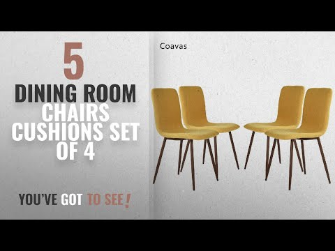 Top 10 Dining Room Chairs Cushions Set Of 4 2018: Set Of