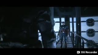Captain america the winter soldier - BUCKY VS CAPTAIN