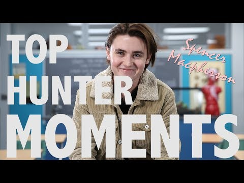 Spencer Macpherson's Top Hunter Moments  Degrassi: Next Class