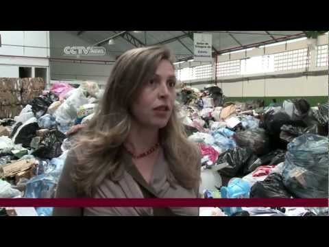 Recycling Plays Important Role in Brazilian Economy