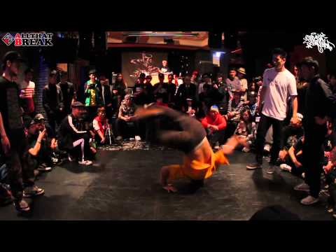 Jada & Araw vs Cho & Zebra / SF_2 / Rockin Sensation Vol.6 /