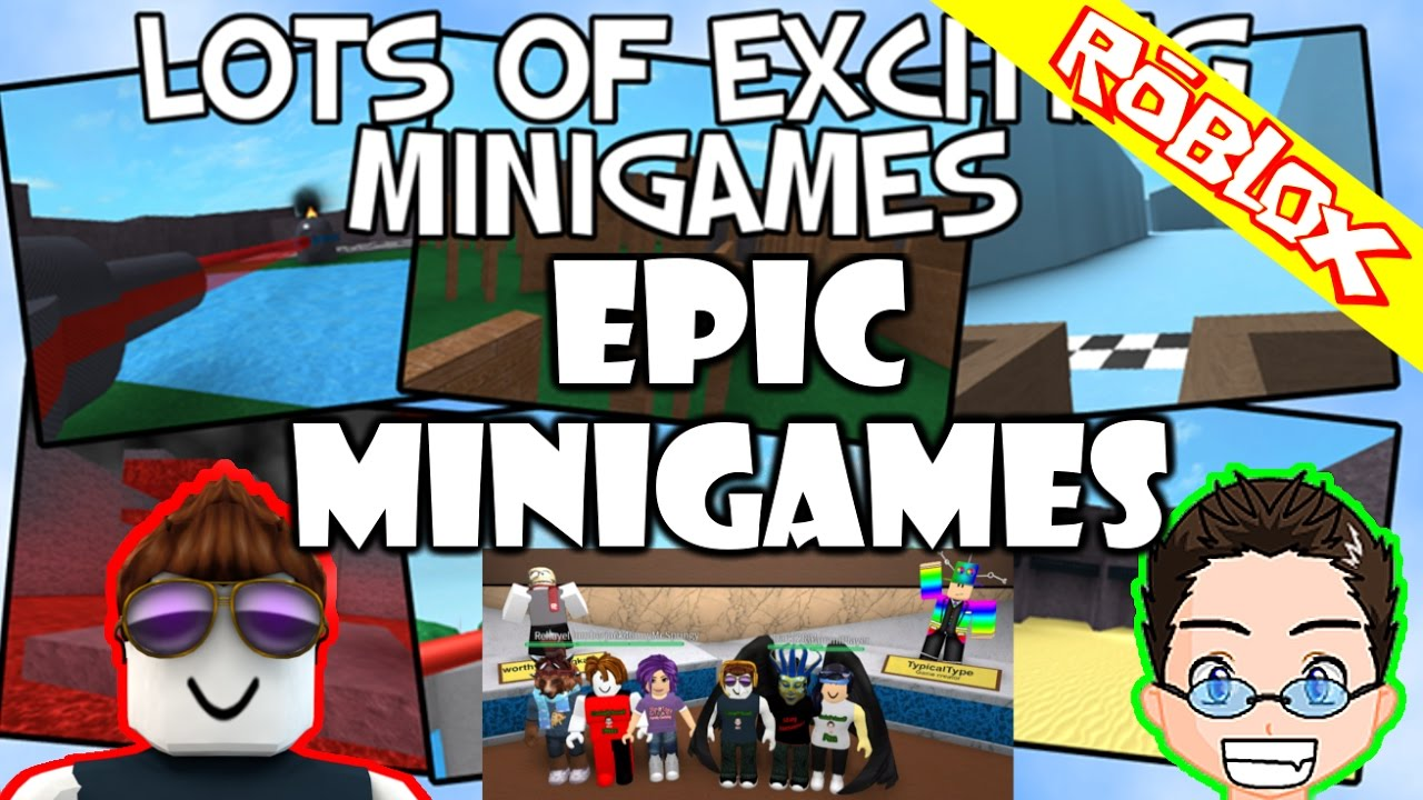 Roblox - Epic Minigames - With Discord Free Download Video MP4 3GP