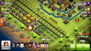 Biggest Loot In My Clash Of Clans History | 16.7 Mil Resiurces+ 7k Dark Elixir | CLASH OF CLANS HD