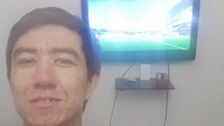 УзФутбол: 7:0 Ўзбекистон - Австр алия Узбеклар Олғааа!