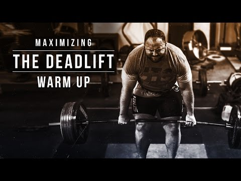 Maximizing the Deadlift Warm Up | JTSstrength.com