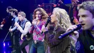 Shania Twain- Whose Bed Have Your Boots Been Under? (Live In L…
