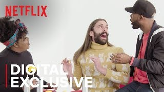 Cake Pop ft. Karamo Brown & Nicole Byer | Netflix Universe