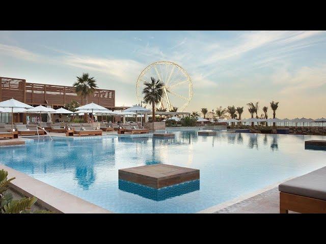 Azure Beach Club Dubai