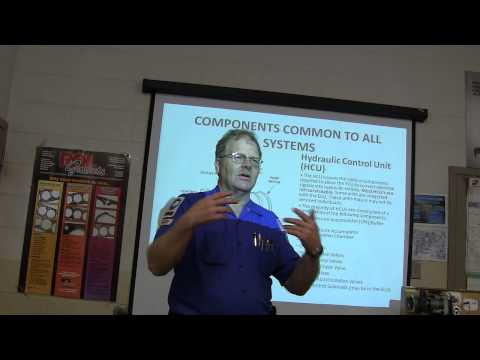 ABS TEVES Brake Systems Test