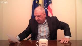 """Emisiunea """"În direct cu Sergiu Mocanu"""" din 18 aprilie 2018"""
