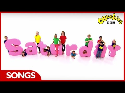 CBeebies: Saturday Song