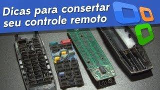 5 dicas para consertar seu controle da TV - Tecmundo
