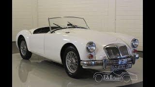 MGA 1961 cabriolet-VIDEO- www.ERclassics.com