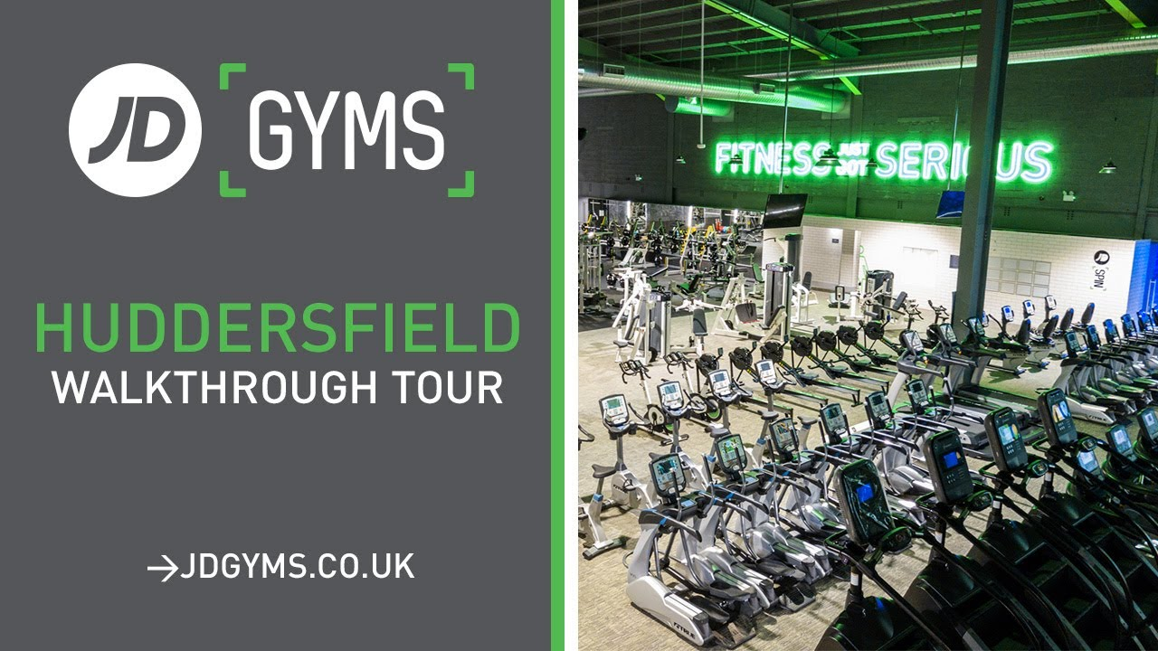 Gyms in Huddersfield | Join from £15 99 | JD Gyms Huddersfield