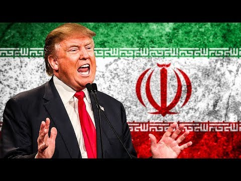Trump Is Pressuring Intelligence Officials To Find A Reason To Start A War With Iran