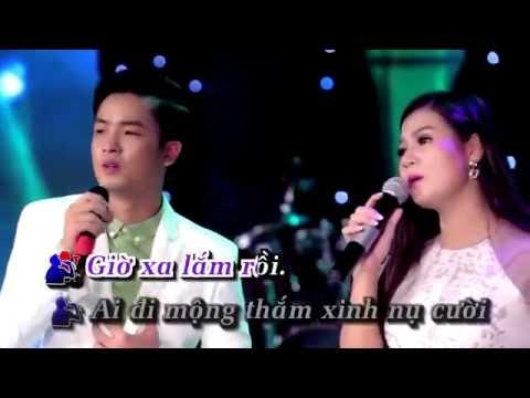 [Karaoke - Beat] LK Ai Khổ Vì Ai & Giờ Xa Lắm Rồi ⭐️Sến