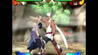 [NarutoKage.at.ua] Naruto Shippuuden  Gekitou Ninja Taisen Special PC  - YouTube.flv