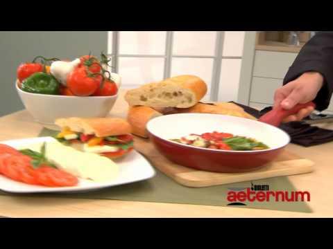 Aeternum Cookware by Bialetti featuring Chef Rick Tarantino HD