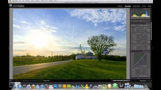 New features in Lightroom 4 and comparison with LR3.