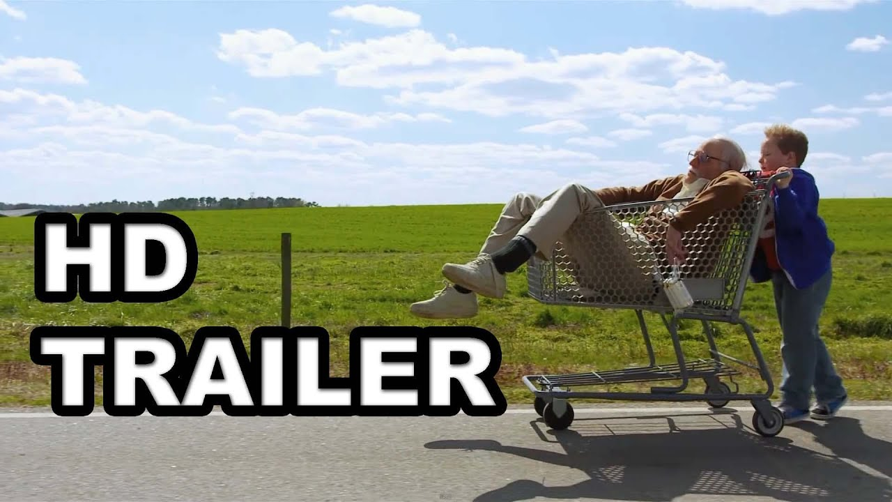 Bad Grandpa Trailer Deutsch