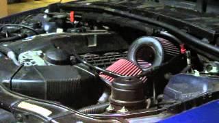 BMW 335i N54 BMS Dual Cone Intake Sound