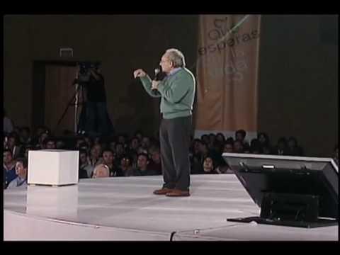 ¿Qué nos predispone? Conferencia de Eduard Punset en México